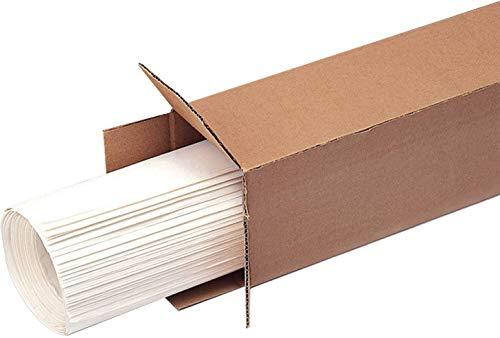 magnetoplan 1111552 Pinnwandpapier, weiß