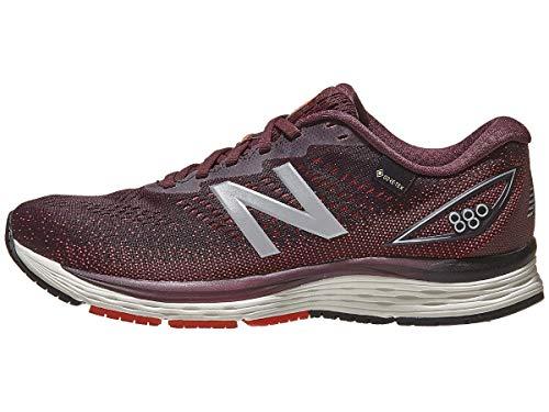 New Balance 880 Goretex Red, Hombre, M880GT9, Rojo, 40.5 EU