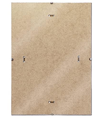 Antyrama DONAU Pleksi 150x200mm / Prezentacja/Typ-Nietłukąca/Materiał-Pleksi/HDF/Kolor-Transparentny/Grubość (mm)-1/3 / Wymiary (mm)-150x200 / Format-150x200