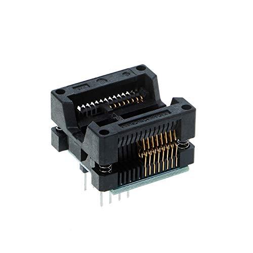 ETSK SOP16 auf DIP8 Adapter 300 mil Socket IC Programmer für EZP2010 EZP2013 RT809F CH341A