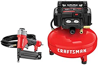 CRAFTSMAN Air Compressor Combo Kit, 1 Tool (CMEC1KIT18)