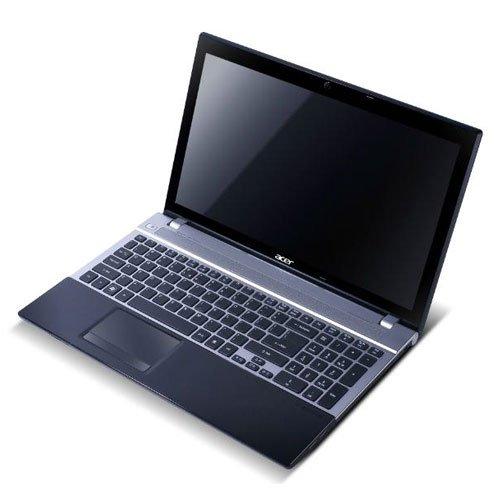 Acer Aspire V3 571G-32324G50MAkk - Ordenador portátil (Negro, Concha, 2.2 GHz, Intel Core i3, i3-2328M, 4 GB)