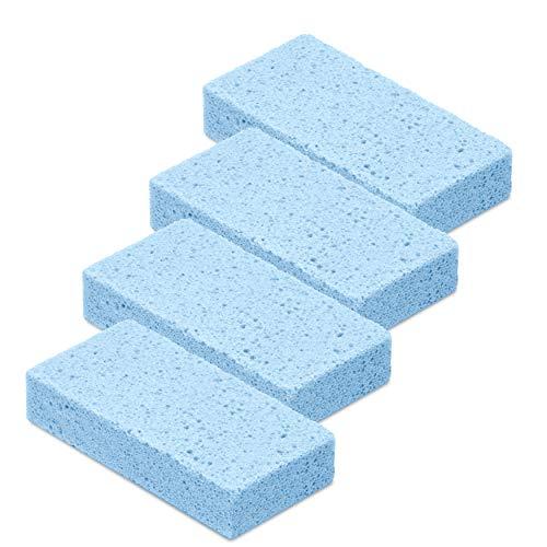 Piedra Pómez Standard para cuidado de pies - pack de 4 unidades