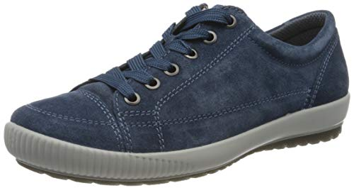 Legero Damen TANARONiedrig Sneaker, BLAU (Indaco), 38 EU
