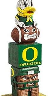 Evergreen NCAA Oregon Ducks Tiki Totem