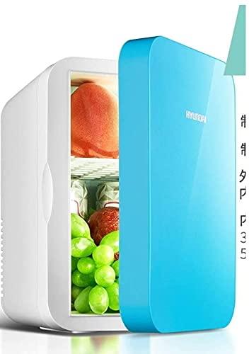 LXNQG Refrigerador de automóviles, Calefactor y hogar Dual Dual Mini-Car Mini-Copa DORMING Home FRIEL Frigorífico Portátil para Dormitorio, Office-G 26.5x25x19cm (10x10x7inch) Jianyou