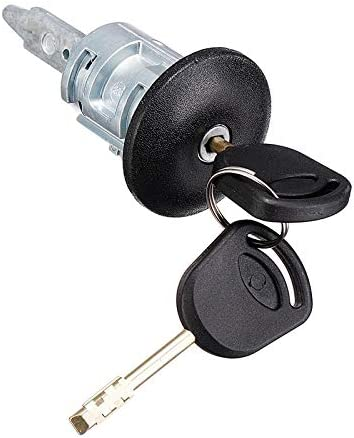 Color : Metallic HNRLSL 7pcs Coches Barril Cerraduras de Llaves Conjunto 4.359.018 1C1A-V22050-Ba//Ajuste for Ford Transit Mk6 2000 2001 2002 2003 a 2006