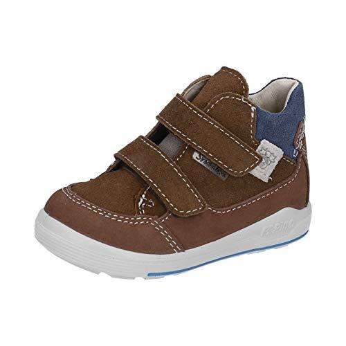 RICOSTA Kinder Boots ZACH von Pepino, Weite: Mittel (WMS),lose Einlage,Sympatex,wasserdicht,Kinder,Kids,Kinderschuhe,Booties,Hazel (263),24 EU / 7 Child UK
