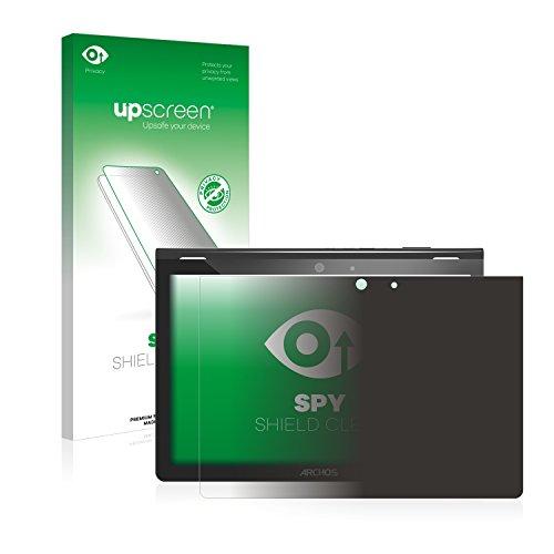 upscreen Anti-Spy Blickschutzfolie kompatibel mit Archos 101 Magnus Plus Privacy Screen Sichtschutz Bildschirmschutz-Folie