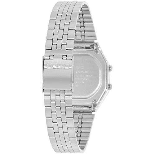 Casio Collection LA680WEA-2CEF Reloj de pulsera para Mujer, Verde