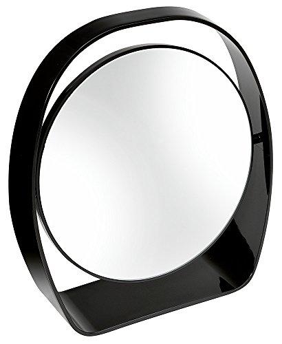 Eliplast Facile Lean Miroir grossissant, Noir