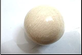Jet Moonstone 45-50 mm Ball Sphere Gemstone A+ Hand Carved Crystal Altar Healing Devotional Focus Spiritual Chakra Cleansing Metaphysical
