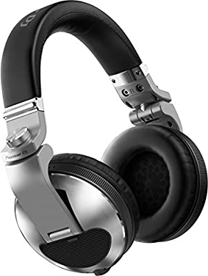 Pioneer HDJ-X10 Over Ear DJ Headphones (Silver)