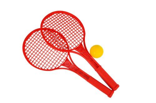 Simba 107401064 - Softball-Tennis Junior, es wird nur ein Artikel geliefert, Länge 44cm
