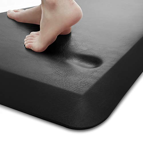 powerful DEXI Kitchen Mat A small and comfortable floor mat for a high table under a soft anti-fatigue sink …
