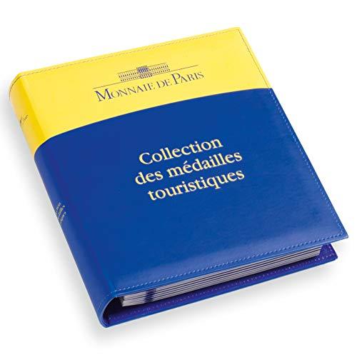 Leuchtturm 328823 Album de Monnaie, Design Classique Collection des médailles touristiques