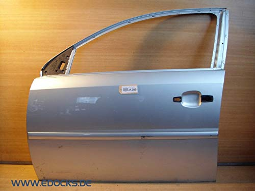 Preisvergleich Produktbild Tür vorne links Fahrertür Z157 Silber Starsilber III def Signum Vectra C Opel
