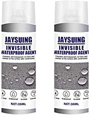1 fles/30 ml Super Strong Bonding Spray, Waterproof Adhesive Sealant Permeable Onvisible Agent, Mighty Sealant Spray, Leak-Trapping Agent For Bathroom Brick/Waterproof Coating/Exterior Wall/Roof