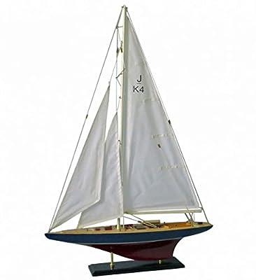 Navyline Maquette de Bateau en Bois Classe J