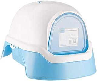 LFjuanfa Full Lenght Cat Litter, Extra Large;Cat litter box cupboard, deodorization, breathable window, groszlig;Place E...