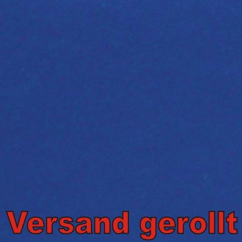 Kaiman Klebefolie blau 200x45cm Dekofolie Selbstklebefolie Möbelfolie