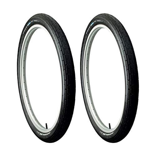 Fat Frank Schwalbe K-Guard Wire Bead Bike Tire 26 x 2.35 Bundle...