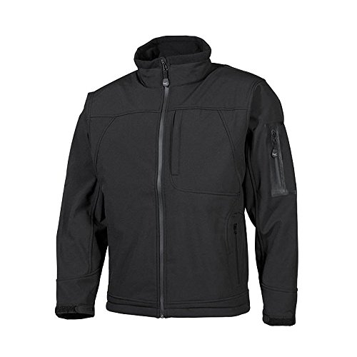 Tucuman Aventura - revêtements Soft Shell Flying (Noir, XL)