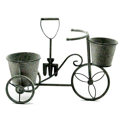 estantes para Colgar en la Pared de Hierro de Estilo Europeo Estantes para Colgar en la Pared de Bicicletas Creativas para Uso en Interiores y Exteriores de jard/ín WZC Estantes para Plantas