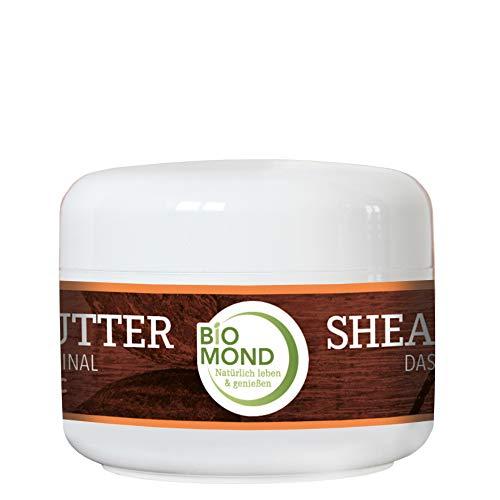 BIO Sheabutter *B* Basis Hautcreme Body Butter BIOMOND/DAS ORIGINAL / 150 g