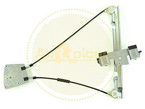 Système de levage LS. 3032 Mécanisme Lève-glace arrière Rh-antipinch Version