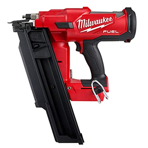 MILWAUKEE ELECTRIC TOOL 2744-20 M18 Fuel 21 Degree Framing Nailer