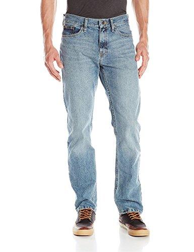 Nautica Herren Straight Fit Jeans - Blau - 32W / 30L