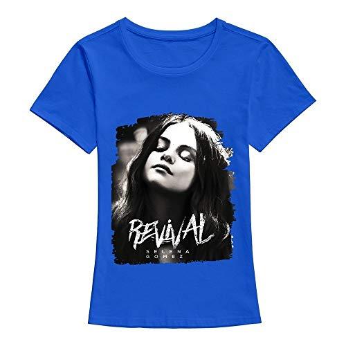 Selena Gomez Designed Womens T Shirts