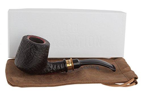 4th Generation 1897 Tobacco Pipe - Dark Porter