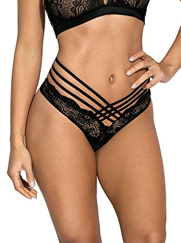 Axami String Tanga V-9018- sexy Unterwäsche Dessous L