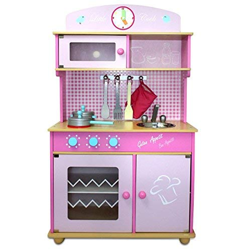 Froggy® Kinderküche Spielküche BTK02 aus Holz