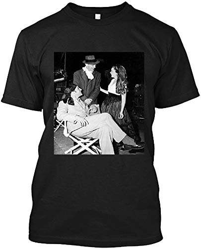 #Fred #Astaire # #Judy Garland on Film Set Candid T Shirt Gift Tee for Men Women