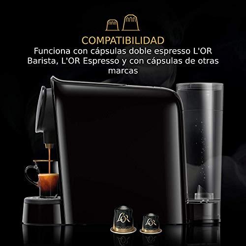 Philips L'OR LM8012/60 Barista - Cafetera compatible con cápsula...