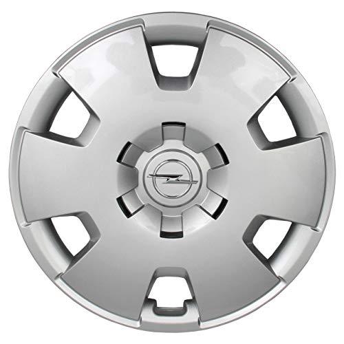 Opel Original Ersatzteile GM 1 x Radkappen Silber verchromt 16 Zoll Astra H Zafira B 13209732, 6006086