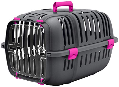 Heritage Skippa-Duo Cat Carrier Transport Crate & Travel Cage Vet Visit Pet Dog Puppy...