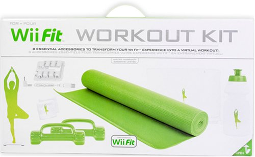 Wii Fit Workout Kit (Green)