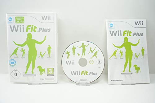 Wii Fit Plus - Nintendo Wii - Lingua italiana