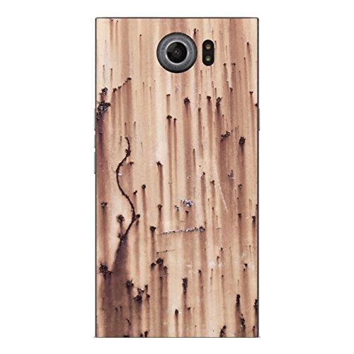 Disagu SF-sdi-4343_1047 Design Folie für BlackBerry Priv Rückseite - Motiv Rost 03