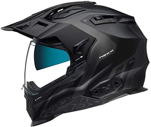 Nexx X.Wed 2 Vaal Carbon Helm Schwarz Matt M (57/58)