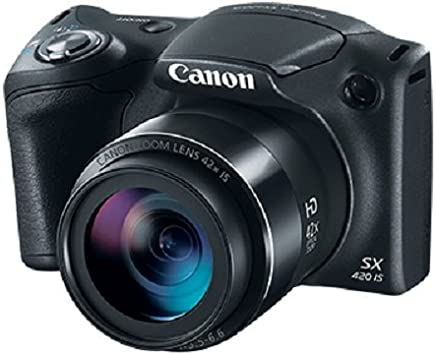 Canon PowerShot SX420 Digital Camera w/ 42x Optical Zoom...