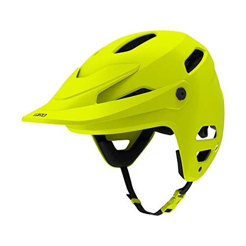 Giro Tyrant MIPS Casco de Bicicleta Dirt, Amarillo Mate, S (51-55cm)