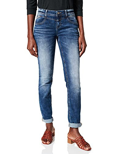 Street One Damen Jane 30 Jeans, Authentic Indigo wash, W29/L32