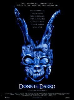Donnie Darko Poster Movie Foreign 11x17 Jake Gyllenhaal Jena Malone Drew Barrymore Mary McDonnell
