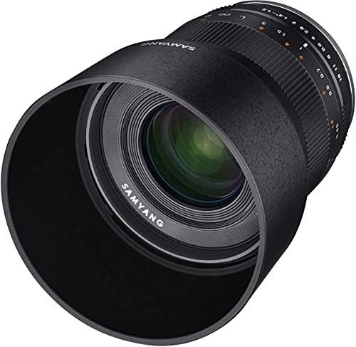 Oferta de Samyang CSC-Mirrorles - Objetivo fotográfico para Fuji X (35 mm, F1.2 ED, AS UMC), Negro