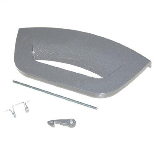 Hotpoint C00290988 - Tirador de puerta para lavadora (grafito), color gris
